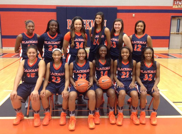 Blackman is our 2013-14 Girls Basketball mythical national champion after a stellar 34-1 season.