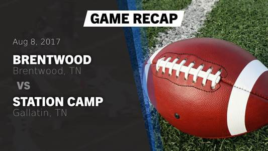 Football Game Preview: Nolensville vs. Brentwood