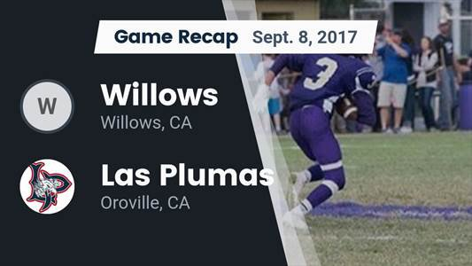 Football Game Preview: Willows vs. Live Oak