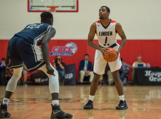 Khalief Crawford and Linden shook things up in New Jersey last week, earning a spot in this week's High School Top 25 in the process.