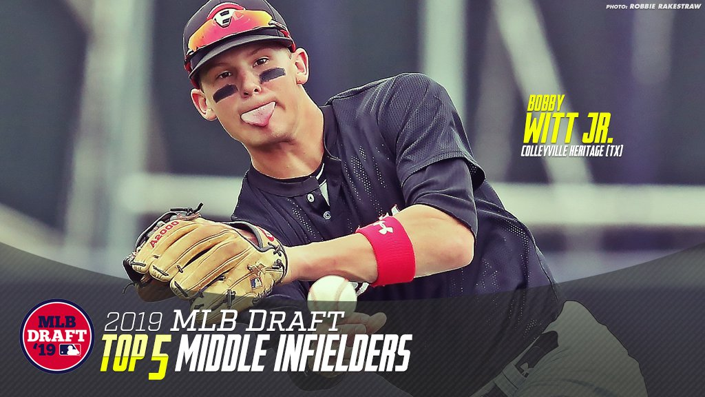 best prospects in baseball 2019 2019 MLB Draft: Top 10 high school middle infield prospects   MaxPreps