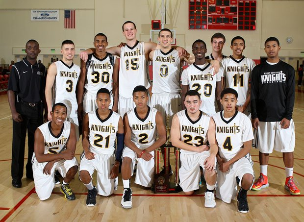 Unranked in the preseason, Bishop Montgomery is likely to take a perfect record into the Southern Section Division 4-AA playoffs. The Knights could opt into California's new open division state format to set up potential showdowns with No. 6 Mater Dei or No. 10 Long Beach Poly.