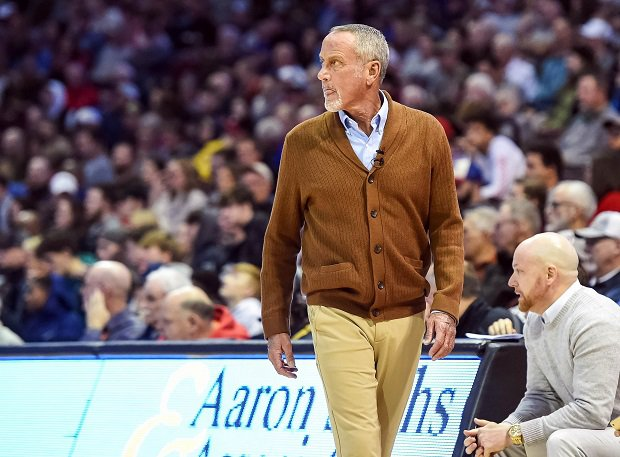Steve Smith of Oak Hill Academy moved into third place on the all-time basketball coaching wins list in addition to being the winningest coach in Virginia.