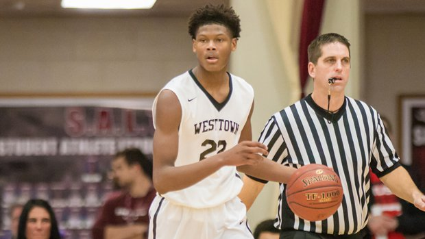 Duke commit Cameron Reddish is one of the elite players on the USA Basketball Men's Junior National Team.