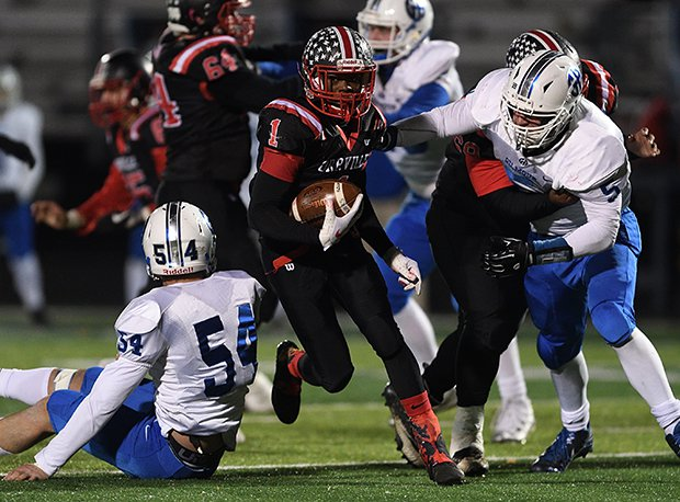 Orrville sophomore Marquael Parks currently holds offers from Cincinnati and Toledo. Expect that list to grow immensely.