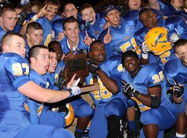 Carmel High football