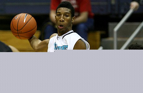 Marcus Lee of Deer Valley is one of three Northern California players to be selected as a McDonald's All American.