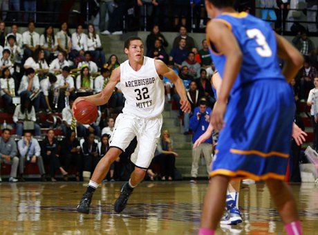 Mitty senior Aaron Gordon does a lot more than block shots and slam dunk. The nation's fifth-ranked recruit will lead the Monarchs against Sheldon in a North Region Open Division final Saturday at Sleep Train Arena.