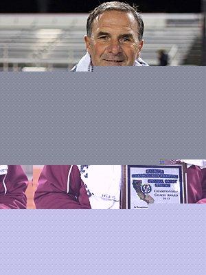 Peter Lavorato, Sacred Heart Prep head coach