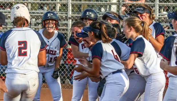 Pinnacle is back in Arizona's state championship game after a 4-2 win over Tucson.