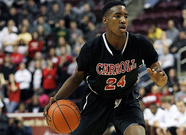 Derrick Jones will look to lead Archbishop Carroll to a state title in 2013-14.