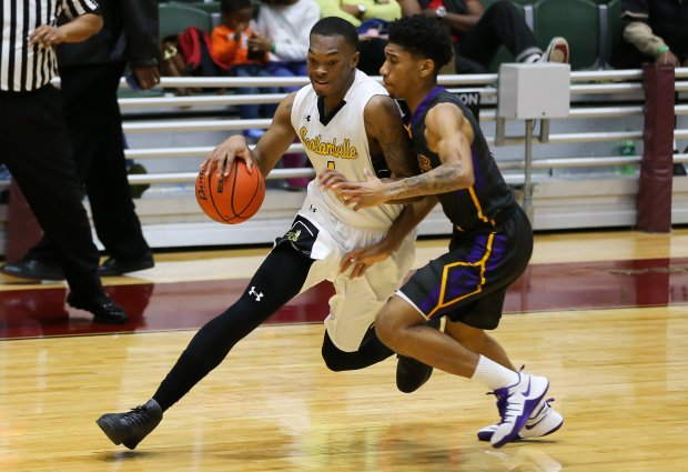 With a year to go in his high school career, Ja'Vonte Smart of Scotlandville (Baton Rouge) is already a two-time state player of the year in Louisiana.