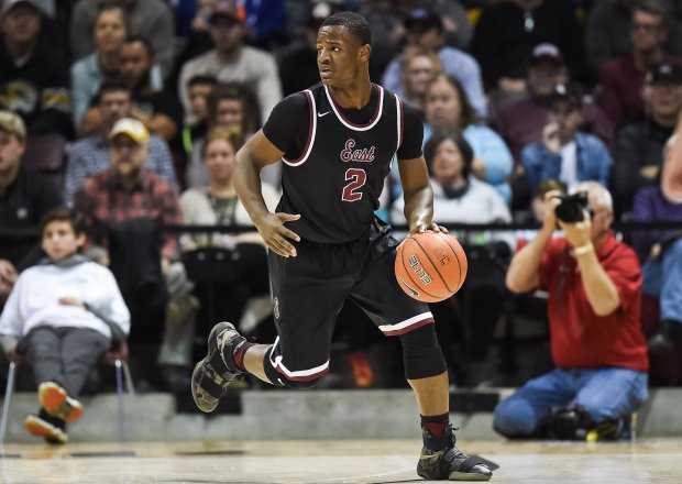 Point guard Alex Lomax led Memphis East to a 33-3 record and No. 2 final High School Top 25 ranking.