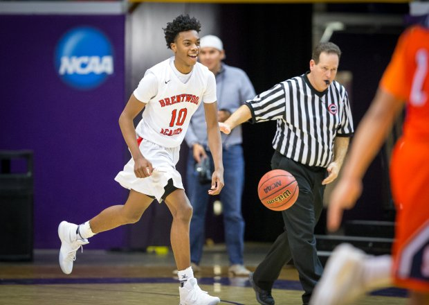 Brentwood Academy is 88-7 with three state titles since the arrival of Darius Garland.