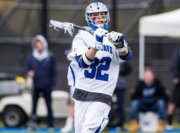 Finlay Collins and Darien High are charging hard for No. 1.