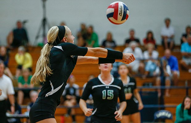 Southlake Carroll made its way into the this week's Xcellent 25 national volleyball rankings.