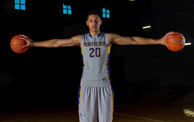 Ben Simmons was the 2015 MaxPreps National Player of the Year.