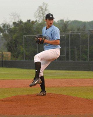 Zachary Von Rosenberg, Zachary High School