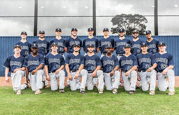 The 2017 Barbe Buccaneers varsity team.