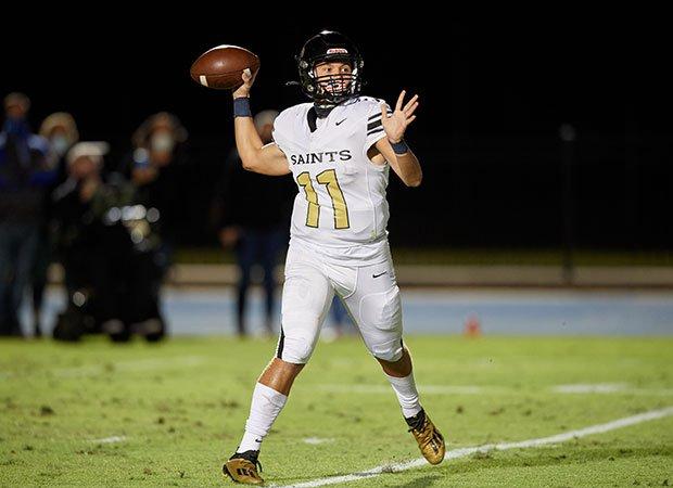 Nicolas Vattiato, TRU Prep Academy quarterback