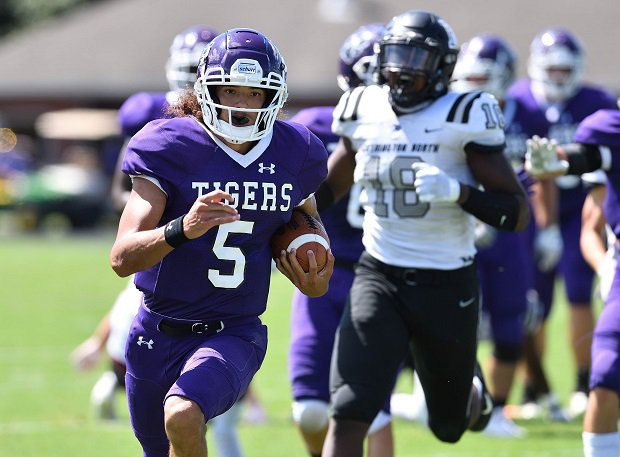 No. 23 Pickerington Central moved to 3-0 with a 47-0 win over Central Crossing.