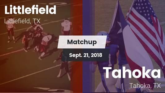 Football Game Recap: Tahoka vs. Littlefield