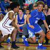 IHSA Boys Basketball Class 3A and 4A brackets and statistical leaders