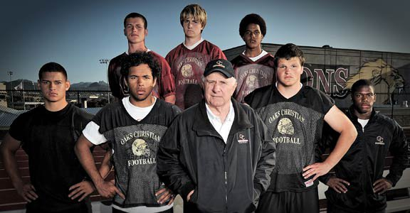 Under the leadership of head coach Bill Redell, Oaks Christian is teeming with talent this season.