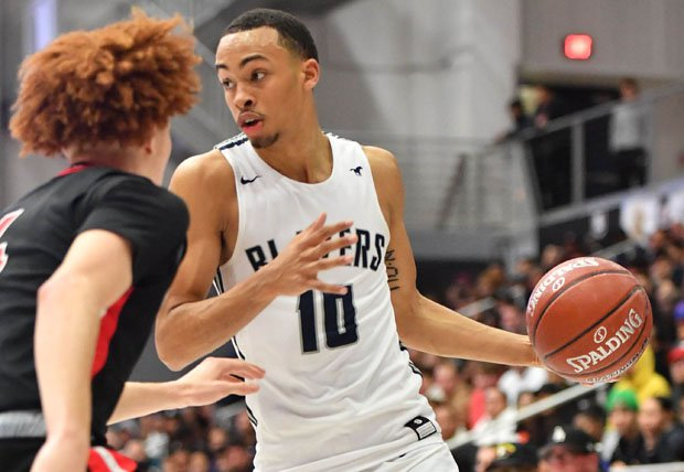 UCLA-bound Amari Bailey is averaging better than 28 points per game for Sierra Canyon.