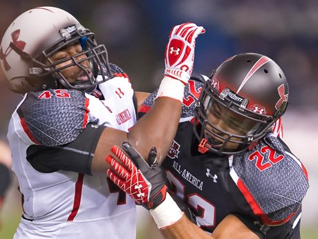 This year's Under Armour All-American Game will be at Tropicana Field, just like last year.