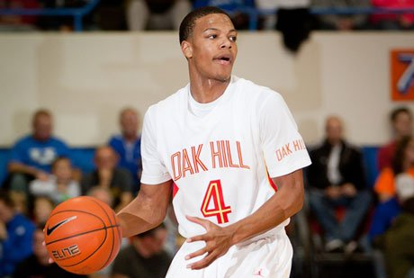 The National High School Hoops Festival will be a homecoming of sorts for Oak Hill Academy point guard Nate Britt, who starred at Gonzaga before transferring over the summer.