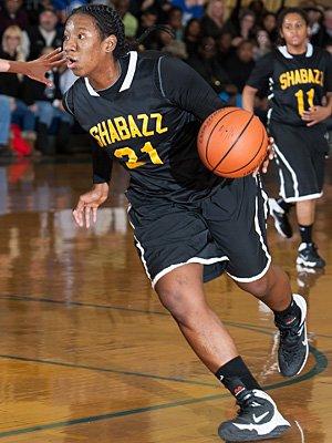 Zaire O'Neil, Shabazz