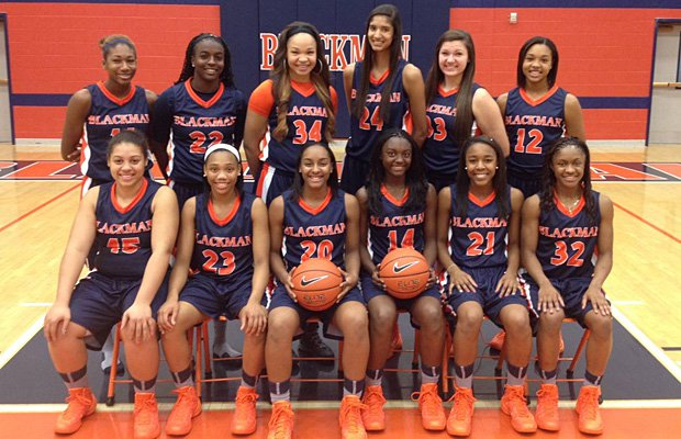 Blackman claimed the top spot in this week's Xcellent 25 rankings by defeating previous No. 1 Incarnate Word.