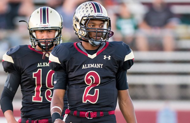 Led by Alif Grayes, Alemany is beginning to emerge as one of the top teams in Southern California.