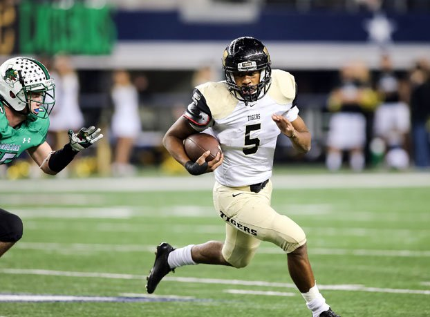 There is no greater workhorse in the country than Mansfield senior running back Kennedy Brooks.