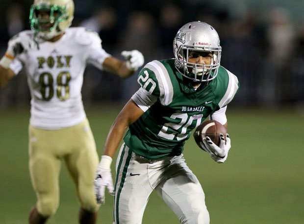 Cornerback Tre White missed half of 2015 with an injury but returns to lead De La Salle toward another California state title.