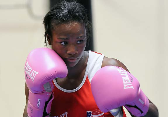 High school student Claressa Shields is one of three American females participating in women's boxing at this year's Olympic Games, the first time the sport will be featured in the Olympiad. Her reaction to early obstacles in life first proved to be a hindrance to personal success. Now her personal growth, socially and athletically, has put her in a position to aspire and succeed.