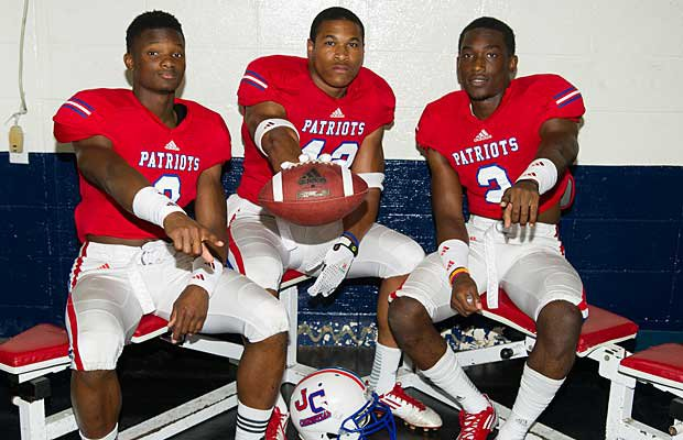 John Curtis plays two of the nation's top interstate games.