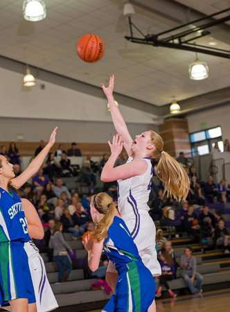 Lutheran and senior Haley Shaklee drew the No. 9 seed in the Class 3A state tournament. The 2016 champion Lions had won 13 in a row before a district playoff loss to top-seeded Kent Denver.