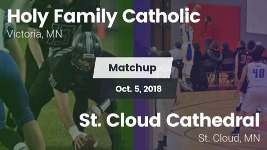 St  Cloud Cathedral High School (St  Cloud, MN) Football