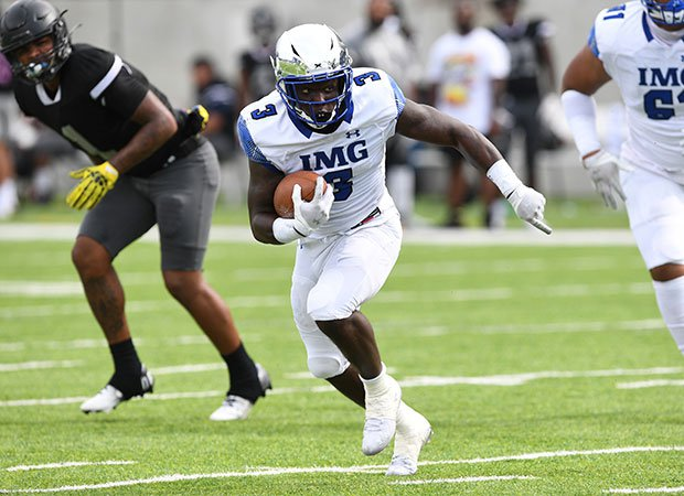 IMG running back Stacy Gage