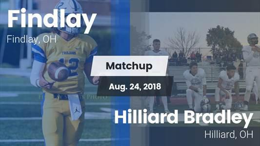 Football Game Recap Hilliard Bradley Vs Findlay Maxpreps