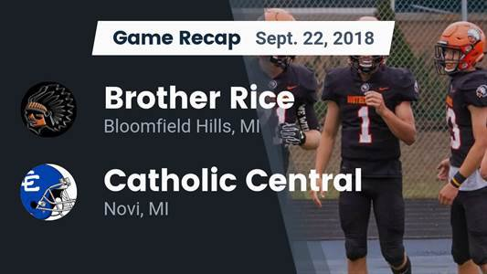 Football Game Preview: Mumford vs. Brother Rice