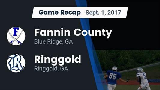 Fannin County High School (Blue Ridge, GA) Football