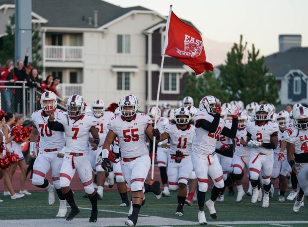 East will open on the road Friday at South Jordan.