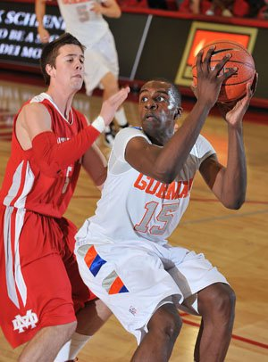 Shabazz Muhammad, Bishop Gorman
