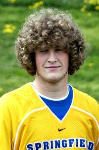 Springfield goalkeeper Austin Kaut