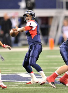 Allen quarterback Kyler Murray hurt Lamar with his legs and strong  passing arm.