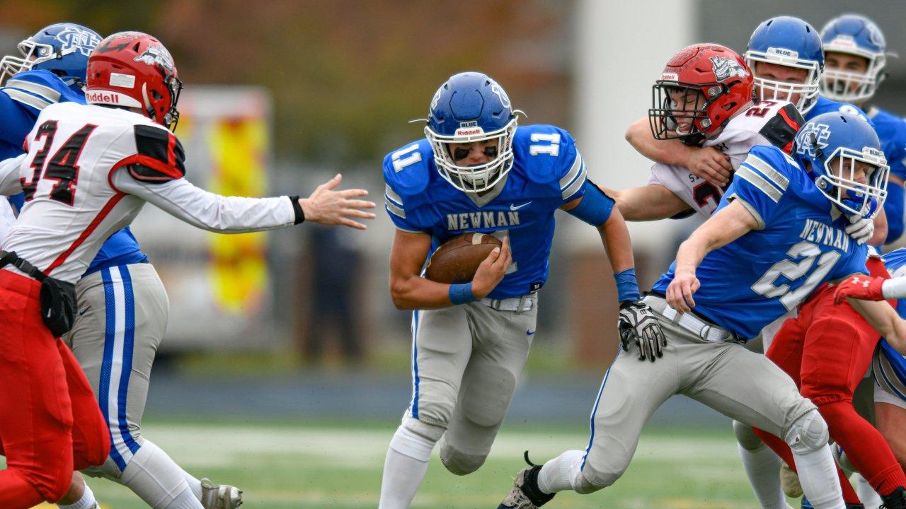 2019 Illinois High School Football Playoff Brackets And