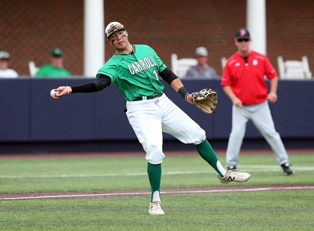 Cole Johnson of Carroll (Southlake, Texas)